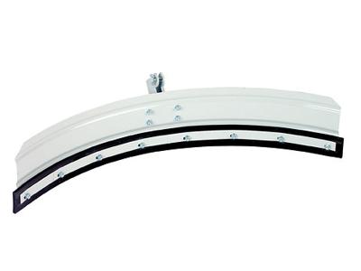 Møg- og gylleskraber halvcirkel 66 cm