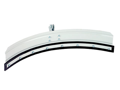 Muck and Slurry Pusher Semi-Circular - 66cm