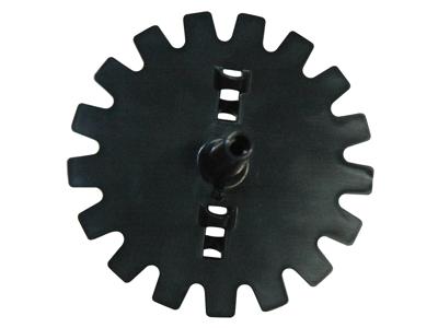 Mixerwheel for UniFeeder