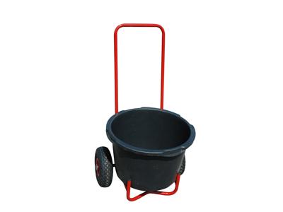 UniTrolley incl. 40 ltr. balje