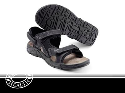 Sandaler u/sikkerhed