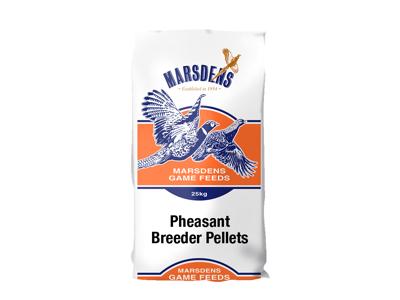 Pheasant Breeder Pellets 25 kg
