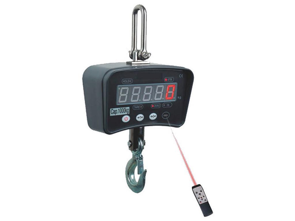 Digitalvægt DigiScale 1000 (50-1000 kg)