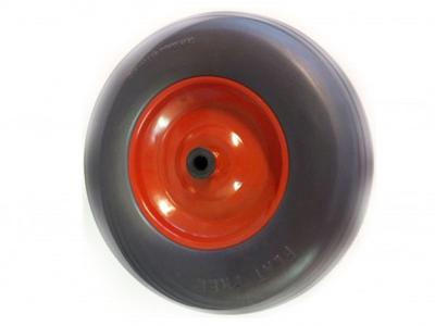 Hjul punkterfri 4.00x8 med 20x85 mm nav