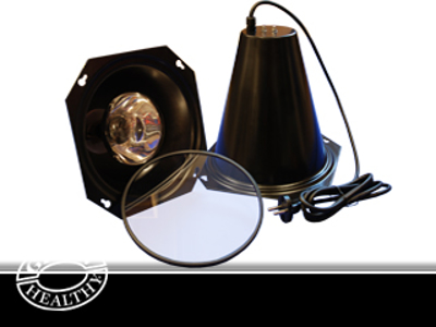 Varmepærer / -lampe