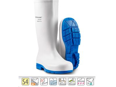 DUNLOP Acifort støvle med sikkerhed