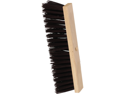 Galax wood brush 20 rows no shaft