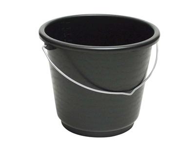 Plastic bucket 12 ltr.