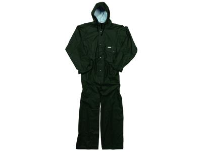 Rainwear suit PVC