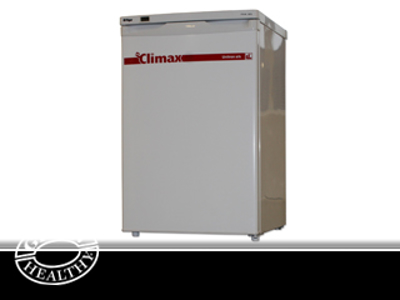 Heat controlled cabinet