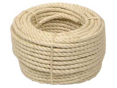 Sisal rope 10 mm x 55 m