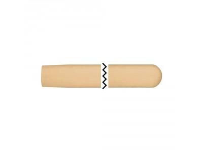 Shaft wood 2,4x180 cm