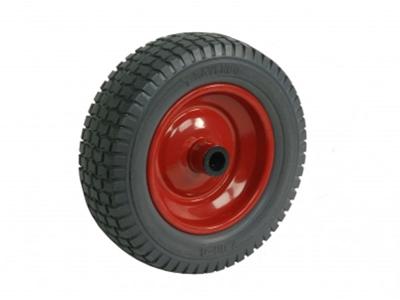 Hjul punkterfri 2.00x6 med 20x75 mm nav