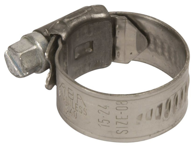Hose clamp ABA 22 - 32 mm