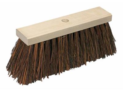 Broom 20 rows piasava 65x470 mm