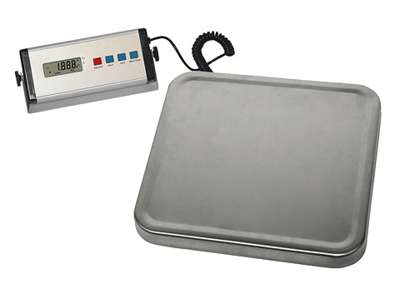 Pakkevægt bordmodel (op til 150 kg)