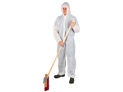 Disposable coveralls Basic