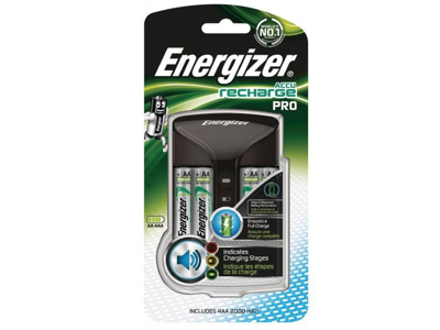 Energizer Pro Charger EU incl. 4 x AA