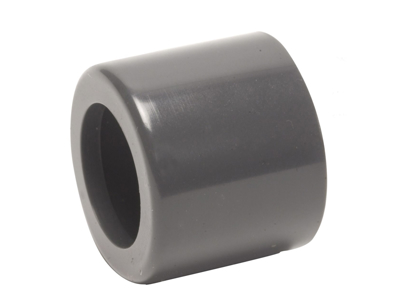 PVC reductions muff 25x20 mm 1 pcs.