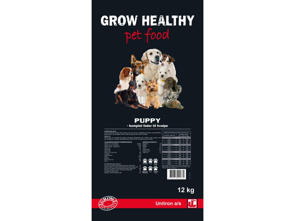 Grow Healthy Puppy 12 kg