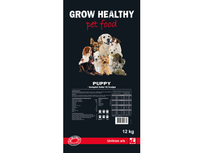 Grow Healthy Puppy 12 kg