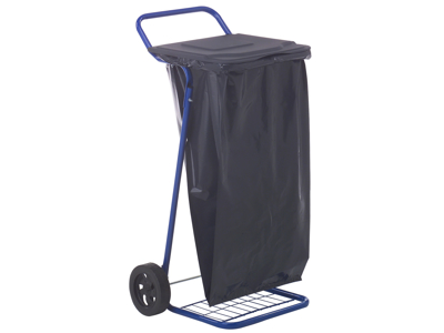 Affaldsvogn med låg 50 kg