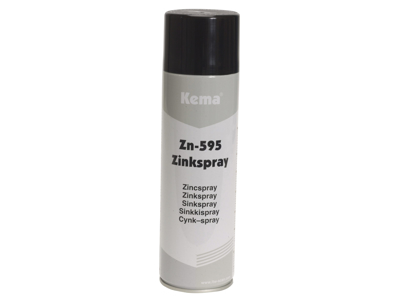 Zinc galvanising spray ZN-595 500 ml