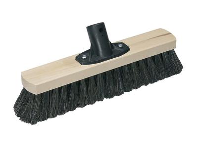 Broom 290 mm plastic hair