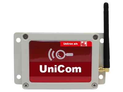 UniCom temperaturovervågning