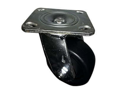 Hjørnehjul til ornevogn contact o matic 1 stk.