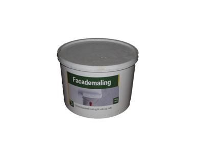 Ewers Facademaling, Hvid 10 kg