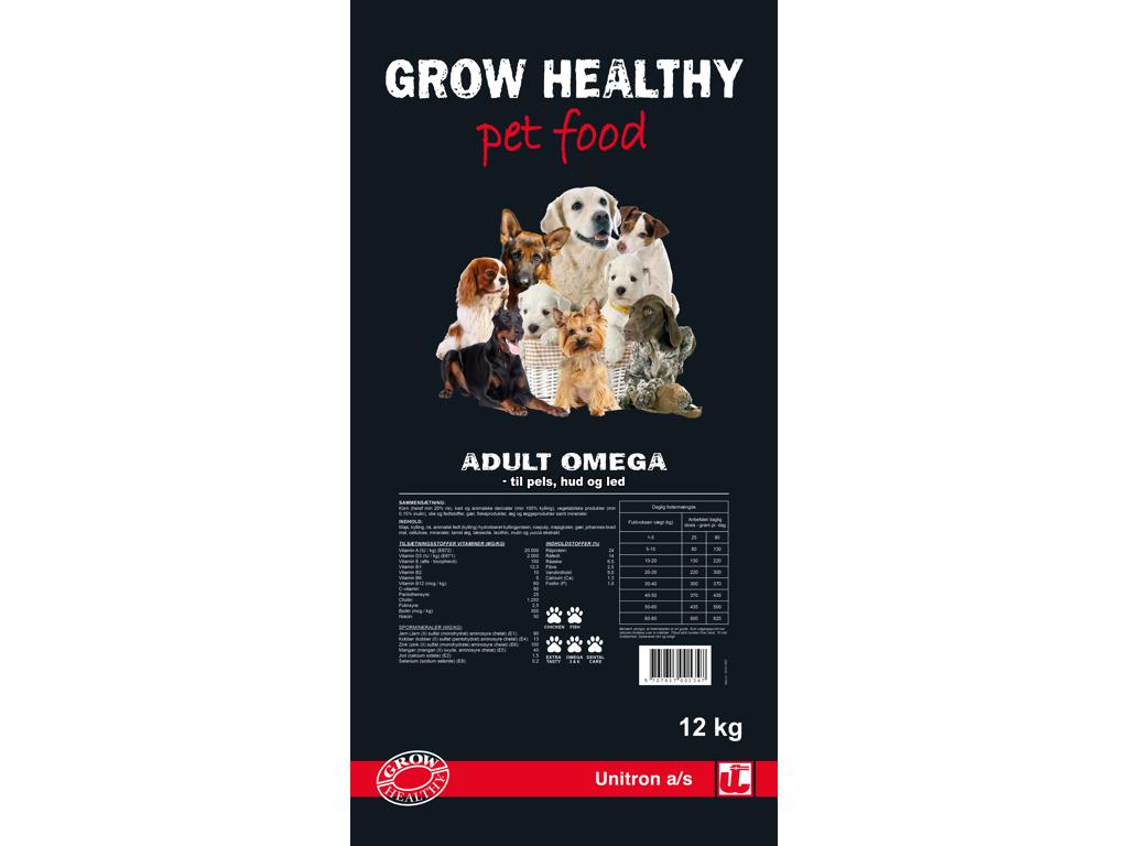 Grow Healthy Adult Omega 12 kg