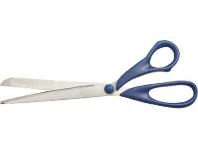 Scissors NOA office 198 mm blue