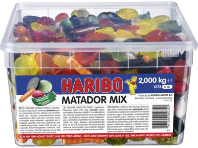 Matador Mix Haribo 2 kg