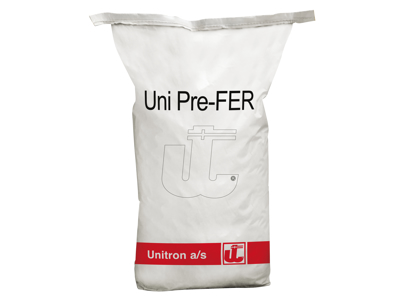 UniPreFER iron/trainingfeed 15 kg