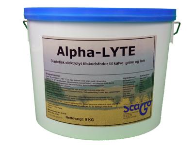Alpha-LYTE 9 kg