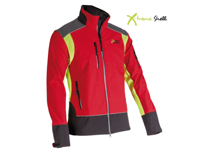 X-treme shelljacket XL