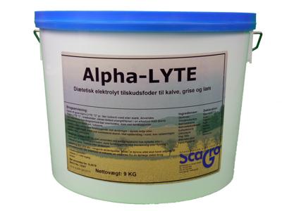Alpha-LYTE