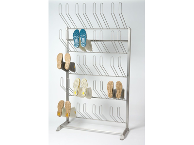 Hanger for 20 pair of boots