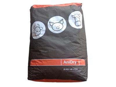 Anidry + 25 kg sæk