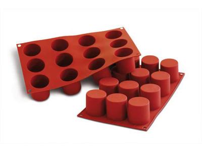 Bageform cylinder Ø47x50mm