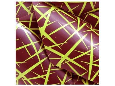 Chokoladefolie mikado 10 ark