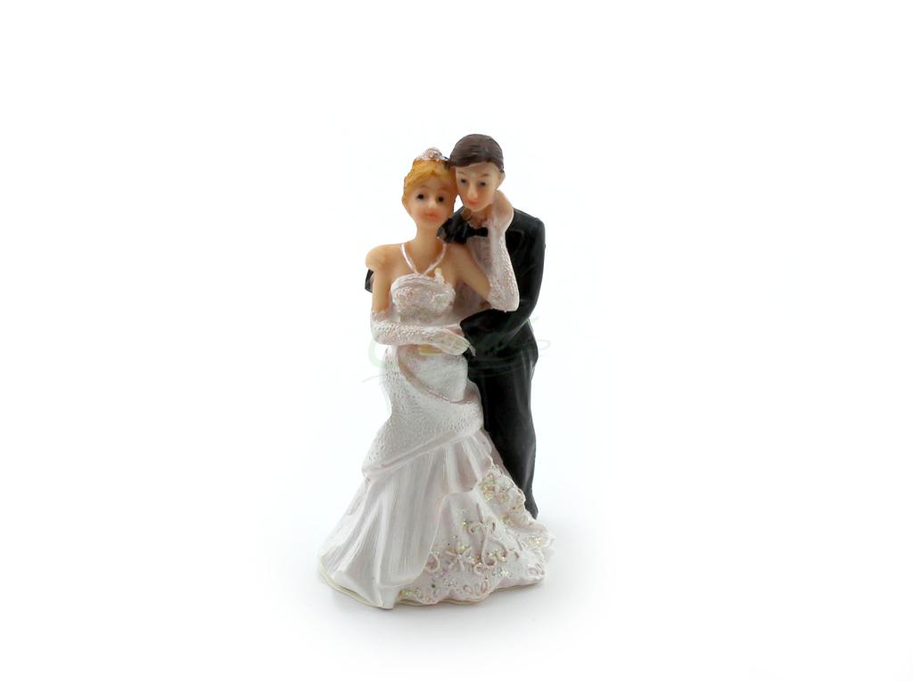 Brudepar 9,5cm 410