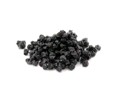 Blåbær tørrede á 1 kg