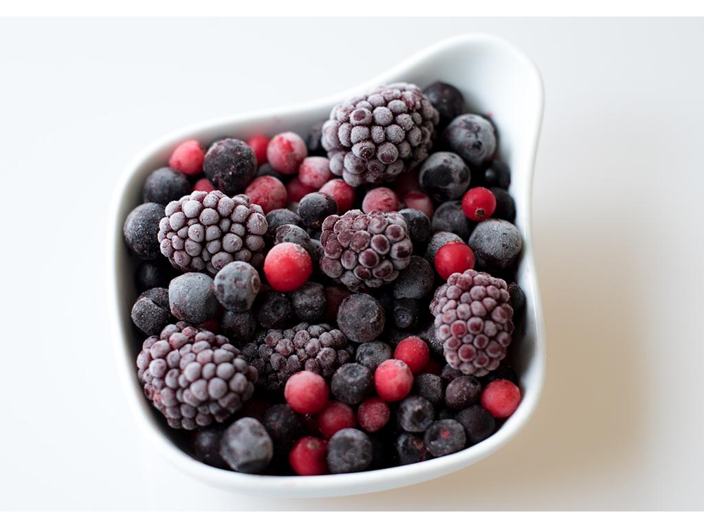 Frosne Skovbærmix á 2,5 kg