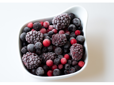 Frosne Skovbærmix 2,5 kg