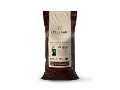 Mørk ØKO Chokolade CHD-P7142BNFT-558 70% á 10kg