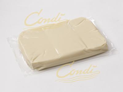 Overtræksmarcipan Neutral/Hvid á 2,5 kg
