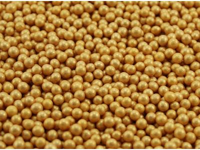 Sukkerperler Guld 150 gr