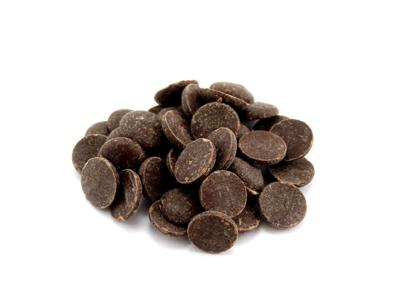 Mørk Chokolade 7030 i knapper á 2,5 kg